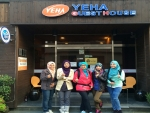 Jeju Main Guesthouse (Jeju Terminal) : Album - girls´ trip :) !!